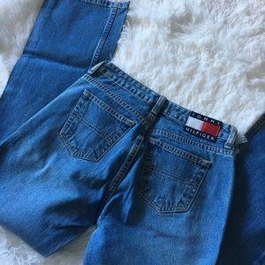 Tommy Hilfiger Vintage Bootcut Jeans